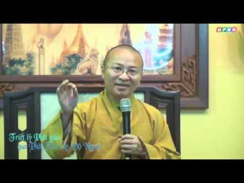 Triết lý Phật giáo qua các Phật tích Ấn Độ và Nepal (16/10/2011) video do Thích Nhật Từ giảng