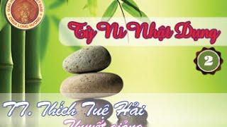 Tỳ Ni Nhật Dụng (Kỳ 2) - Kinh Hoa Nghiêm
