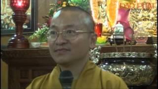 Ý Nghĩa Quan Âm Trong Kinh Phổ Môn (02/11/2012) video do Thích Nhật Từ giảng