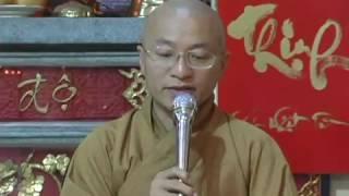 Hạnh nguyện đức Phật Dược Sư (20/02/2008) video do Thích Nhật Từ giảng