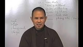 Bài 16 Quán ly tham và Tịch diệt