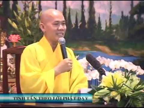 Tinh Tấn Theo Lời Phật Dạy