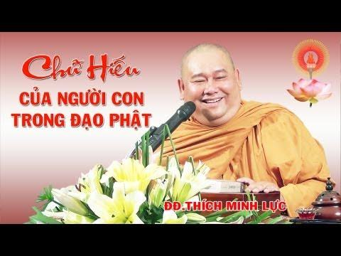 Chữ Hiếu của người con trong Đạo Phật