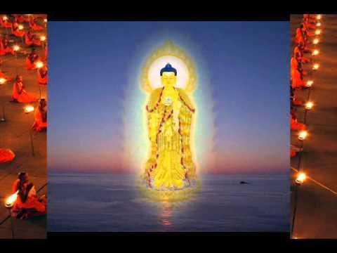 """Nhạc Niệm Phật 6 Chữ """"NAM MÔ A DI ĐÀ PHẬT"""" (Rất Hay)"""