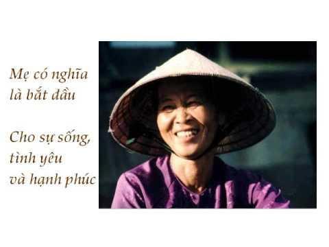 NGÀY XƯA CÓ MẸ - Nhạc Võ Tá Hân - Thơ Thanh Nguyên