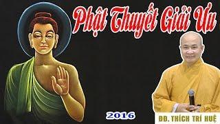 Kinh Phật Thuyết Giải Ưu