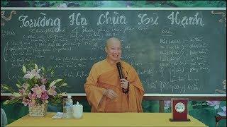 Bốn phương phát thiền Phật giáo || Đại đức Thích Trí Huệ