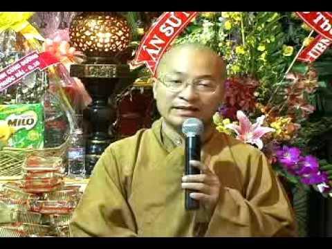 Bốn ân lớn (30/08/2008) video do Thích Nhật Từ giảng