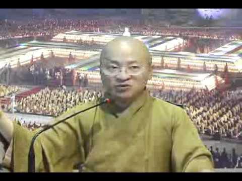 Bạo lực học đường: nguyên nhân và giải pháp (13/05/2010) video do Thích Nhật Từ giảng