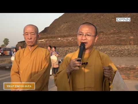 Hành hương Phật tích- Đền thờ Sujata