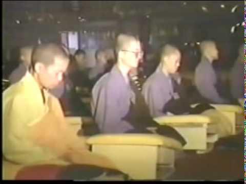 Đại Pháp sư Tuyên Hóa: Một ngày tại Vạn Phật Thánh Thành