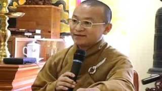 Kinh Phước Đức 2A: Lập nghiệp và hiếu thảo (Điều phước lành 3-4) - phần 1/2 (26/07/2008) Thích Nhật