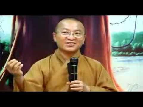 Bát Đại Nhân Giác 05: Học rộng, hiểu nhiều (04/07/2010) video do Thích Nhật Từ giảng