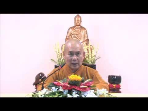 Ý nghĩa và công đức tâm Phật - Phần 1