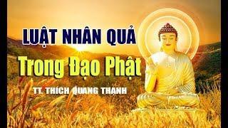 Luật Nhân Quả Trong Đạo Phật - tại Chùa Xá Lợi