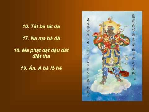 CHÚ ĐẠI BI - Nhạc Hòa tấu - Võ Tá Hân phổ nhạc