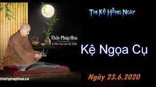 Từng Giọt Sữa Thơm 32 - Thầy Thích Pháp Hòa(Tv Trúc Lâm, Ngày 23.6.2020)