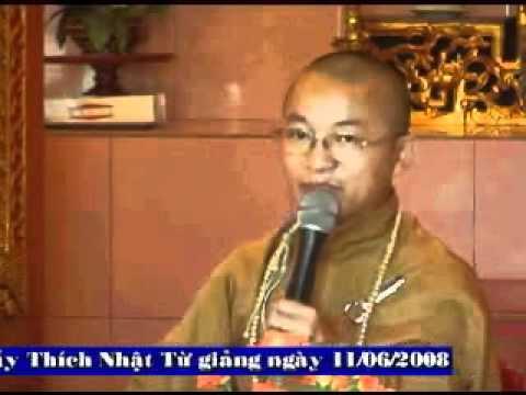 Làm đệ tử Phật (11/06/2008) video do Thích Nhật Từ giảng