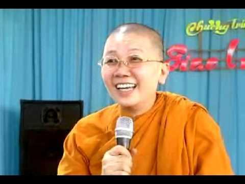 Làm mới cuộc đời B (01/02/2008) video do Thích Nhật Từ giảng