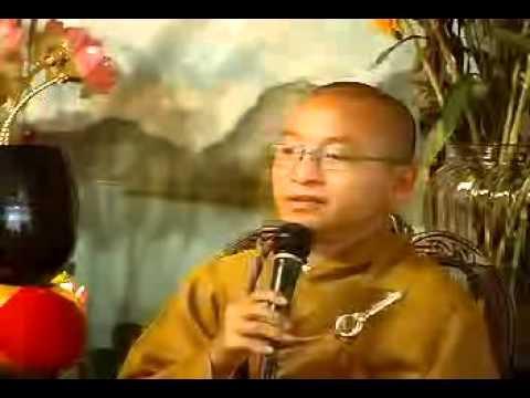 Vượt qua chướng duyên A (18/07/2007) video do Thích Nhật Từ giảng
