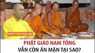 Phật Giáo Nam Tông Ăn mặn tu hành như vậy có đạt kết quả gì không?