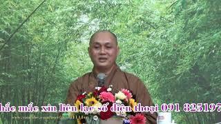 Giới khinh 48. Phá Diệt Phật Pháp - Thích Thiện Chơn
