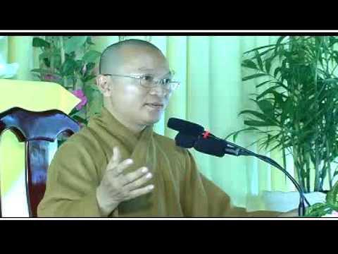 Vấn đáp: Cúng sao giải hạn - phần 1/2 (12/07/2010) video do Thích Nhật Từ giảng