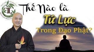 Thế nào là Tứ Lực Trong Đạo Phật?