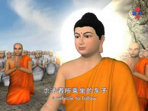 Hoạt hình Phật giáo 3D: Chú thích kinh Pháp Hoa