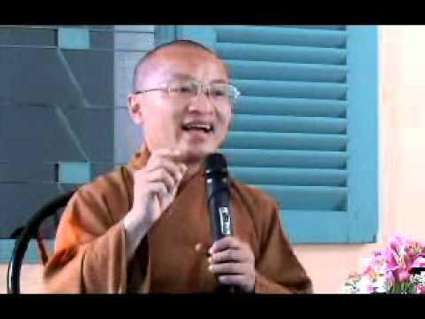 Đời người như nước (26/12/2008) video do Thích Nhật Từ giảng