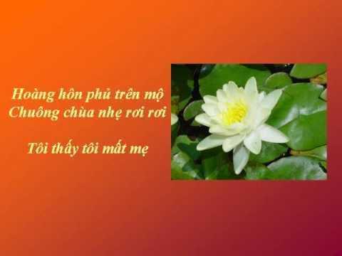 MẤT MẸ - Nhạc Võ Tá Hân - Thơ Xuân Tâm&Bảo Uyên - Ca sĩ Thùy Dương