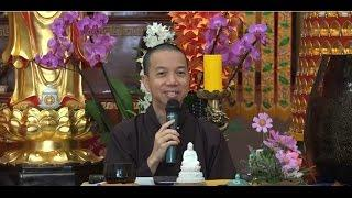 TT Thích Trí Siêu - Khóa Thiền tại Tùng Lâm Linh Sơn - Phần 7