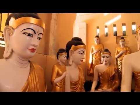 Ký Sự Phật Giáo Myanmar - Tập 1 - Trở Lại Ngàn Năm [HD]