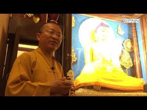 Hành hương Phật tích- Chánh điện tháp Bồ Đề Đạo Tràng