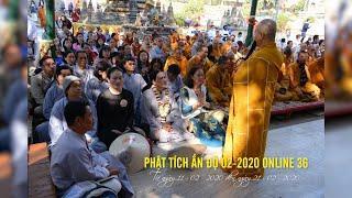 Lễ cúng dường 61 Tăng Ni đang tu học tại Bồ Đề Đạo Tràng