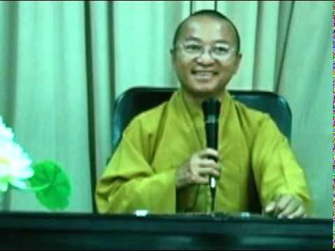 Kinh Pháp Cú 07: Chân dung bậc giác ngộ (10/04/2011) video do Thích Nhật Từ giảng
