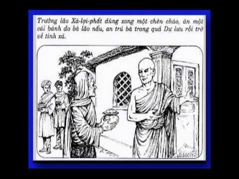 Tôn Giả Xá Lợi Phật (Có Phụ Đề)