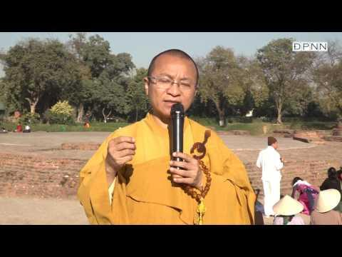 Hành hương Phật tích- Sarnath  - vườn Nai