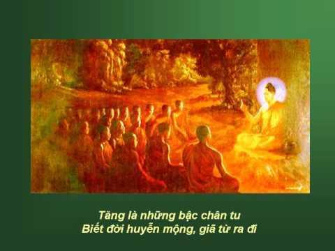 Kinh A Di Đà - 2 : Đảnh Lễ Tam Bảo - Võ Tá Hân phổ nhạc