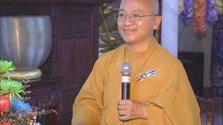 Kinh Niệm Phật Ba La Mật 15: Chân thật (9/12/2011) video do Thích Nhật Từ giảng
