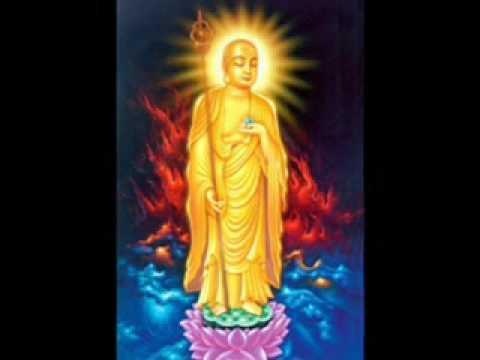a mi tuo fo cai xin cien (  A Di Đà Phật ở trong tâm  )Buddha peace song