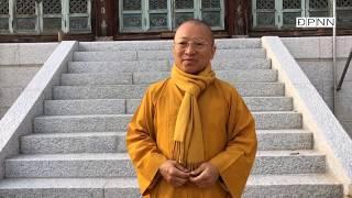 Thầy Nhật Từ cùng quỹ ĐPNN hành hương Hàn quốc 04-2018- Phần 13