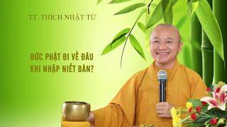 Vấn đáp: Đức Phật đi về đâu khi nhập Niết Bàn ? | TT. Thích Nhật Từ