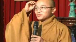 Nhân quả không sai  - Phần 1/2 (16/12/2006) video do Thích Nhật Từ giảng