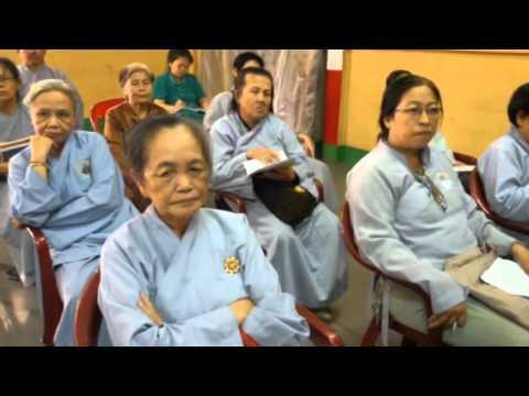 Giới Bồ Tát 40: Giới Không Dạy Người Sám Hối (Phần A)
