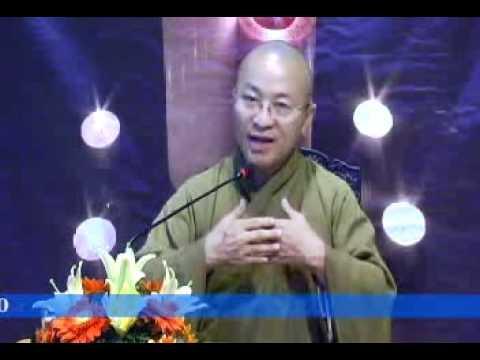Vượt qua nỗi đau tử biệt (25/07/2010) video do Thích Nhật Từ giảng