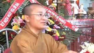 Kinh niệm Phật ba la mật 8: Mười hạnh của người tu Tịnh Độ - Phần 2/2 (13/12/2008) video do Thích Nh