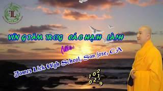 Vững Tâm Trong Các Hạnh Lành - Thầy Thích Pháp Hòa (James Lick High School, San jose, CA)
