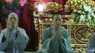 HT. Thích Bảo Nghiêm giảng tại chùa Vẽ - Hải Phòng trong khóa tu mùa hè 2018