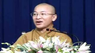 Niềm tin người niệm Phật (25/12/2007) video do Thích Nhật Từ giảng